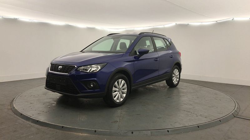 SEAT ARONA 1.0 ECOTSI 115CH START/STOP STYLE DSG EURO6D-T - Photo 1