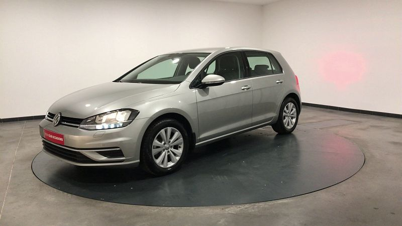 VOLKSWAGEN GOLF 1.6 TDI 115CH FAP CONFORTLINE EURO6D-T 5P - Photo 1