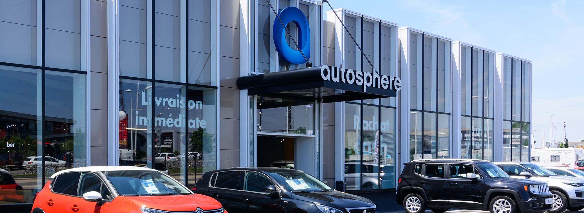 Photo de la concession Autosphere Center Autosphere Center Nantes