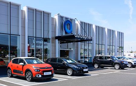 Concession Autosphere Center Nantes