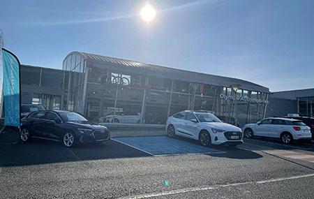 Concession Audi Poitiers