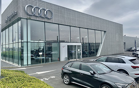 Concession Audi Reims