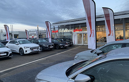 Concession Audi Chalons En Champagne