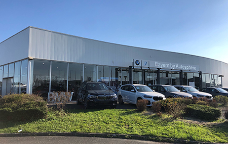 Concession Bmw Poitiers