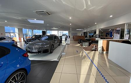 Photo de la concession BMW Nimes