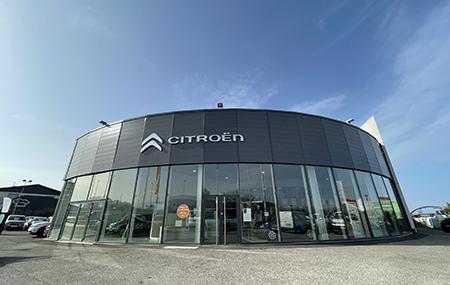 Concession Citroen N Thonon
