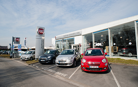 Concession Fiat Maubeuge