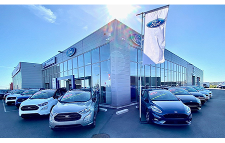 Concession Ford Arras