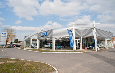 Concession Ford Noyelles Godault