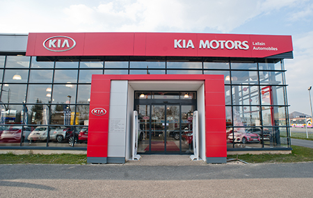 Concession Kia LiÉvin