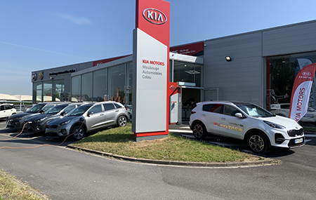 Concession Kia Maubeuge