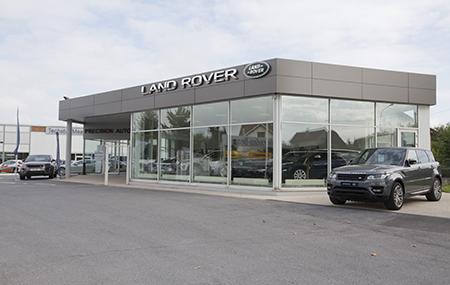 Concession Land Rover Meaux