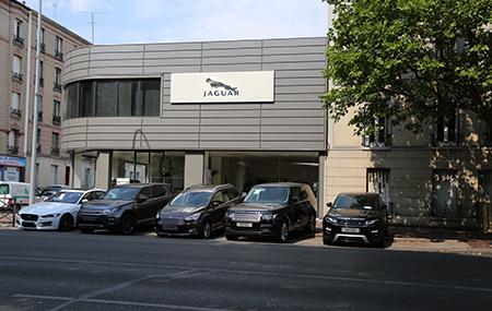 Concession Land Rover Saint-maur-des-fossÉs