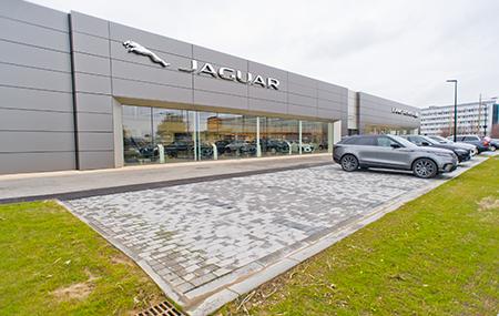 Concession Land Rover LiÉvin