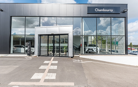Concession Lexus Chambourcy
