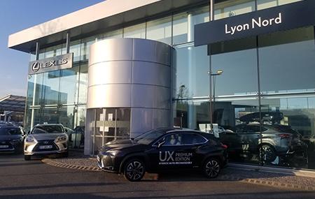 Concession Lexus Lyon