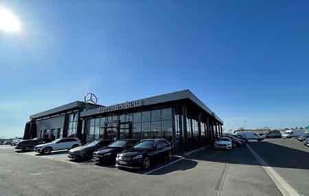 Concession Mercedes-benz Niort