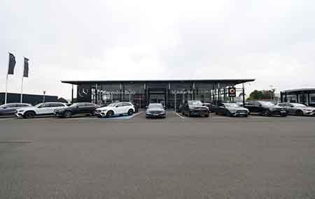 Concession Mercedes-benz Poitiers