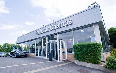 Concession Mercedes-benz Champs Sur Marne