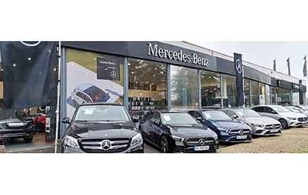 Concession Mercedes-benz Melun