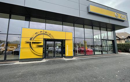 Concession Opel Annemasse