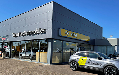 Concession Opel Chambray-lÈs-tours