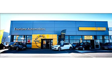 Concession Opel Niort