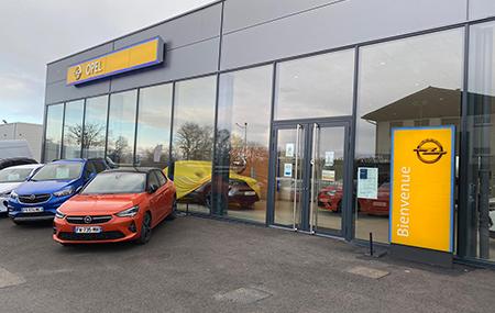 Concession Opel Thonon