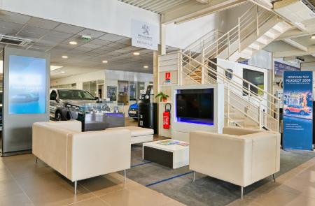 Photo de la concession PEUGEOT Aix-En-Provence