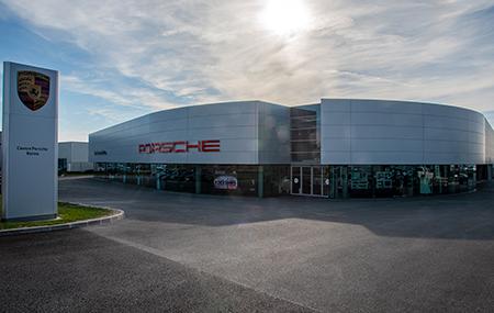 Concession Porsche Reims