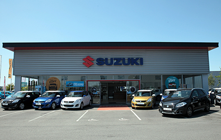 Concession Suzuki Orvault