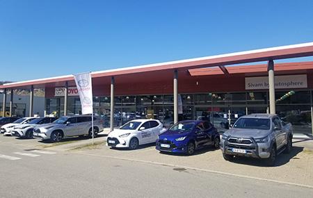 Concession Toyota Givors