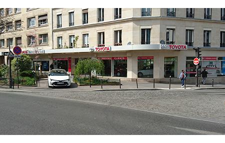 Concession Toyota Paris 5