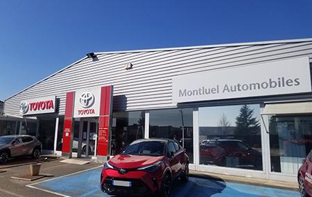 Concession Toyota Montluel