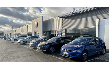 Concession Volkswagen Epernay