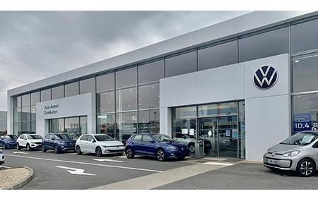 Concession Volkswagen Reims