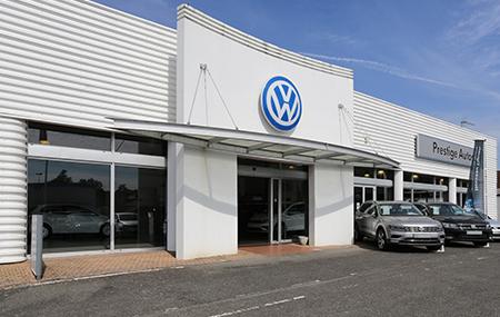 Concession Volkswagen ChÂtellerault