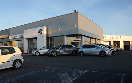 Concession Volkswagen Niort
