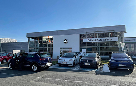Concession Volkswagen Poitiers